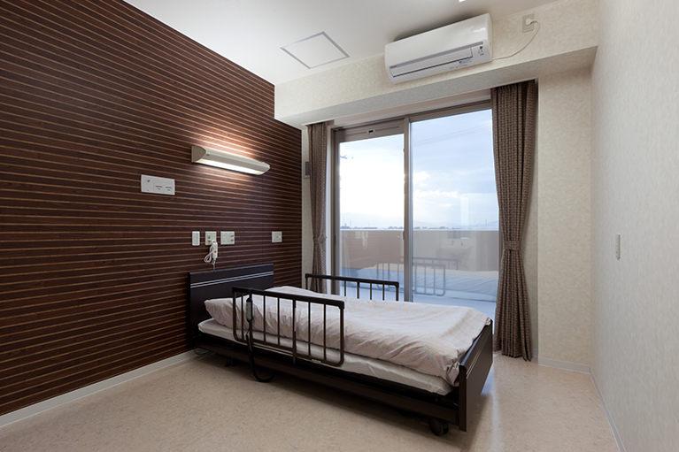 有床診療所ならではの入院設備